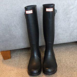 Hunter boots ☔️